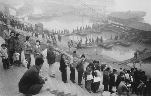 Caio Mario Garrubba – I cinesi nel 1959. © Caio Mario Garrubba