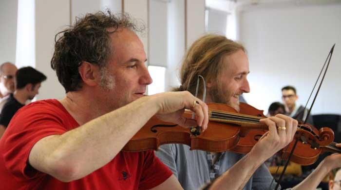 Festival Echi lontani - Dario Luisi e Gabriele Toscani