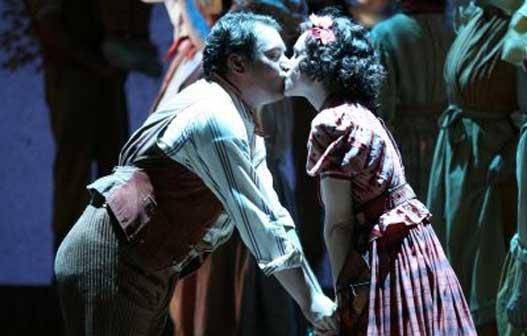 L'Elisir d'amore di Donizetti