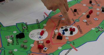 Gioco storico sulla resistenza, Play, ModenaFiere