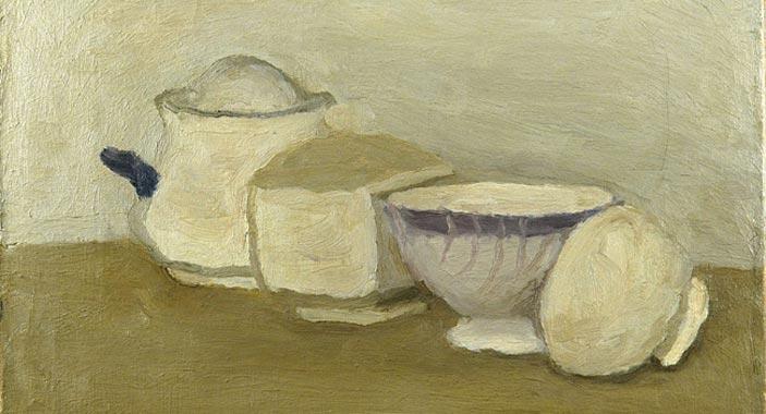 Giorgio Morandi - Natura morta, 1943