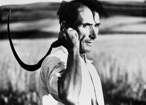 Mario Giacomelli, Dalla serie La buona terra, 1954-56 © Simone Giacomelli