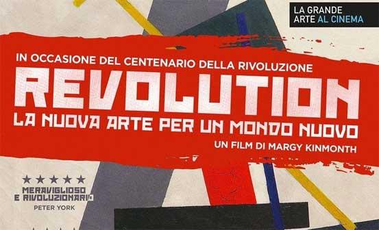 Revolution - La Nuova Arte per un Mondo Nuovo