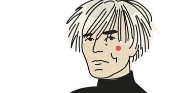 Sagoma Warhol