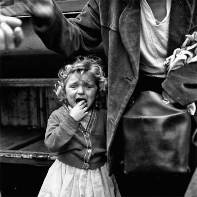 Senza titolo, senza data © Vivian Maier / Maloof Collection, Courtesy Howard Greenberg Gallery, New York