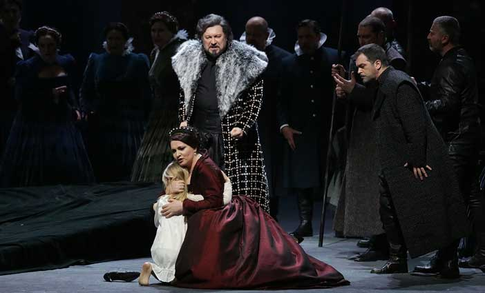 Teatro alla Scala di Milano - Anna Bolena di Gaetano Donizetti