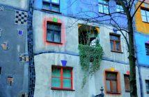 Giancarlo Tancredi, Hundertwasserhaus