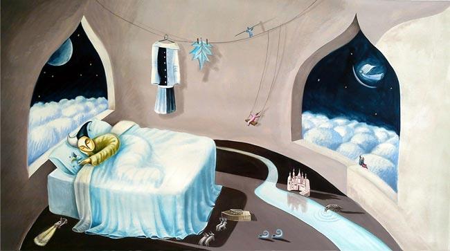 Bimba Landmann, La mia camera da letto