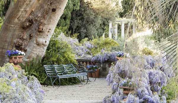 Villad ella Pergola, ph Matteo Carassale - Una domenica in giardino