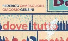 Federico Zampaglione, Giacomo Gensini - Dove tutto è a metà
