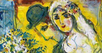 Chagall e Missoni in mostra a Noto tra sogno e colore