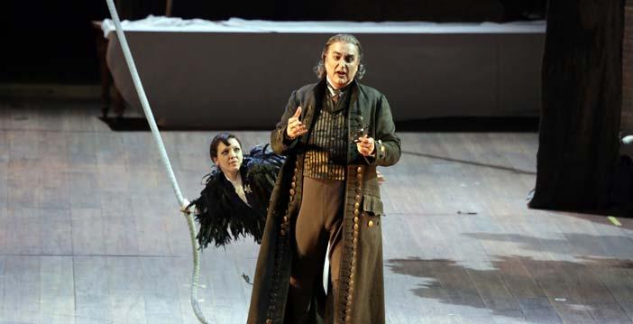 La gazza ladra di Gioachino Rossini al Teatro alla Scala di Milano