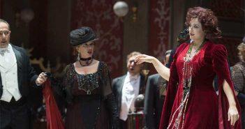 La Traviata di Giuseppe Verdi al Teatro di San Carlo di Napoli