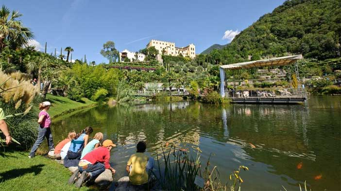 Giardini di Sissi a Merano
