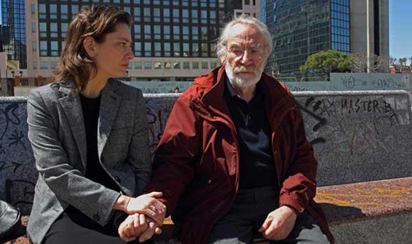 Un'immagine del film La tenerezza