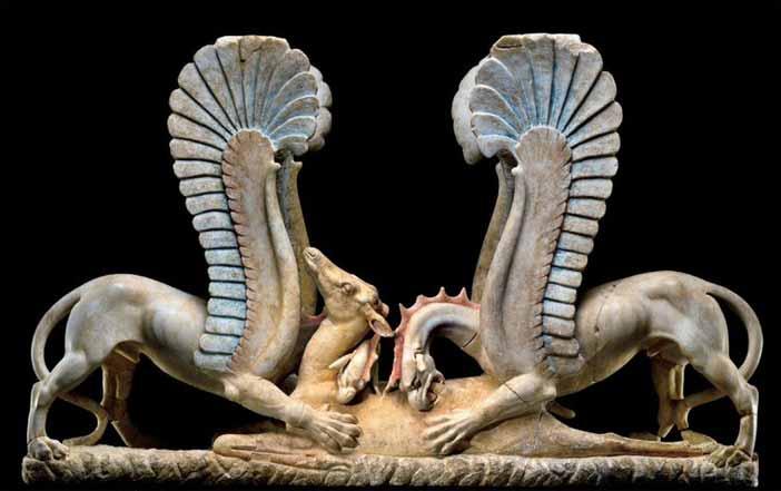 Tesori recuperati dai Carabinieri Tutela Patrimonio Culturale (TPC) in mostra a Parigi all'UNESCO