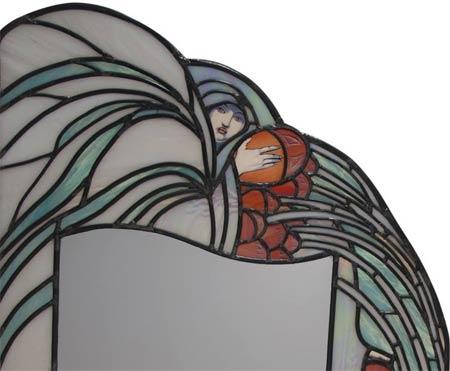 La Vetrata Artistica. Luce e Colore - Mostra alla Casina delle Civette di Villa Torlonia, Roma