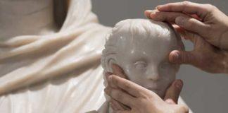 Nuovo percorso tattile al Museo del Duomo di Firenze