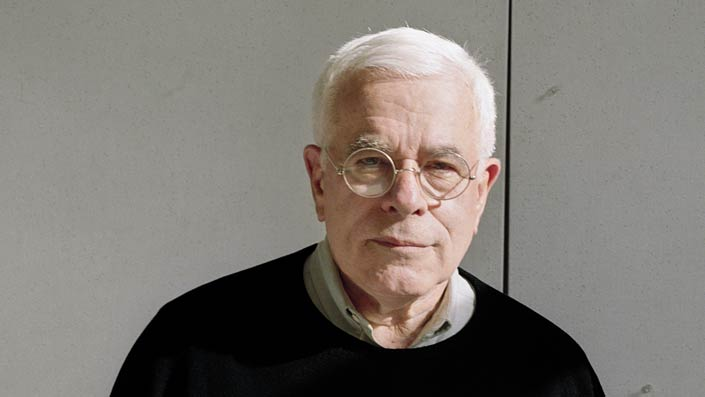 Peter Eisenman a Milano Arch Week - Photo Chris Wiley
