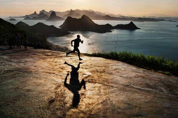Steve McCurry, Rio de Janeiro, Brasile, 2009 – ©Steve McCurry - Mostra Steve McCurry Icons