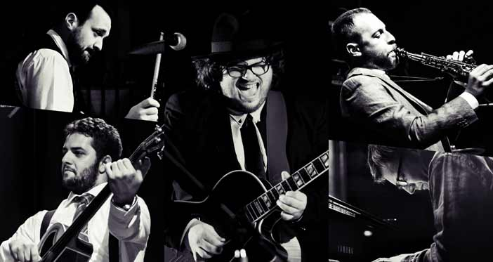 Dr. Jazz & Dirty Bucks Swing - Pozzuoli Jazz Festival