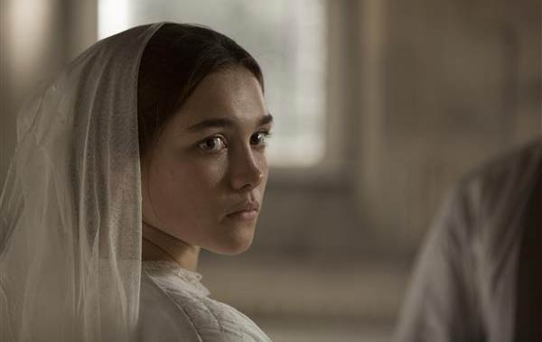 Una scena del film Lady Macbeth
