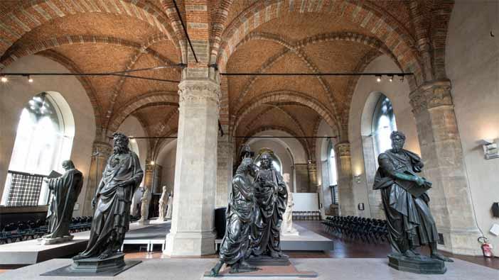 Museo di Orsanmichele - Musei del Bargello