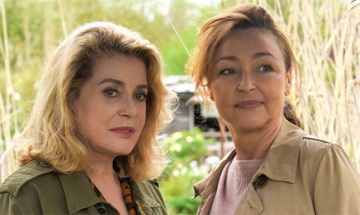 """Catherine Deneuve e Catherine Frot nel film """"Quello che so di lei"""""""