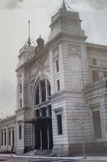 Museo Ferroviario di Trieste Campo Marzio