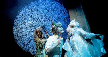 """""""Sogno di una notte di mezza estate"""" al Globe Theatre di Roma"""