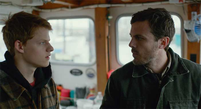 Una scena del film Manchester by the Sea