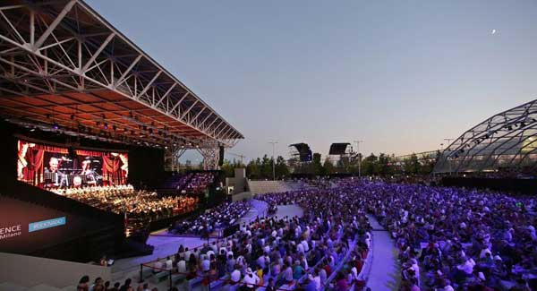 Open Air Theatre - Experience Milano