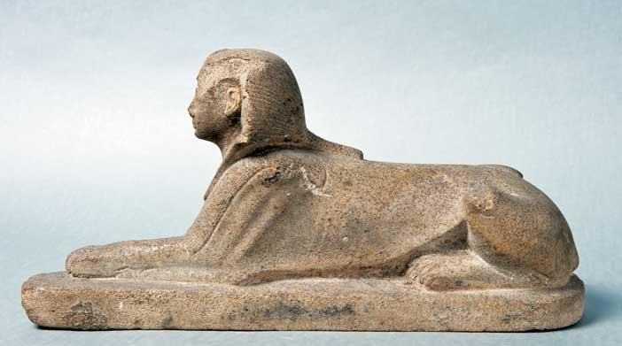 Amenofi II Sfinge