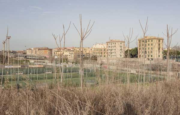 Prenestino, fotografia di Pasquale Liguori