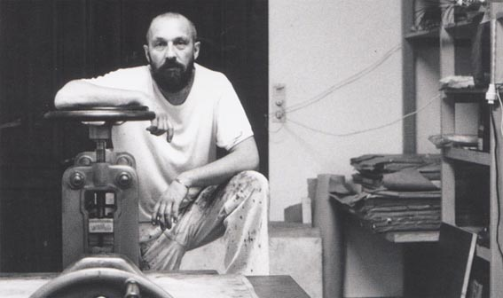 Georg Baselitz, 1985
