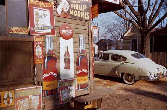 Werner Bischof, Southern part of the USA, 1954 © Werner Bischof / Magnum Photos