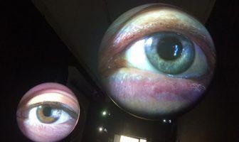 Tony Oursler, Obscura 1996/2013 - Mostra Enjoy