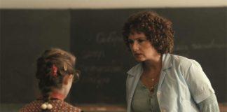 Zuzana Mauréry in una scena del film The Teacher