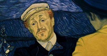 Dottor Gachet di Jerome Flynn nel film Loving Vincent