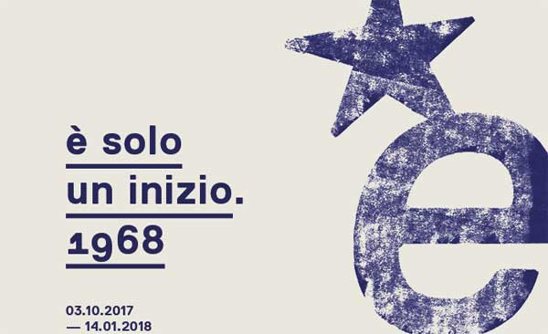 È solo un inizio. 1968 - Mostra alla Galleria Nazionale di Roma