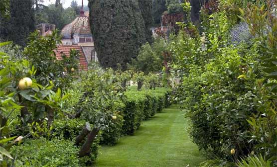 Giardini di Villa della Pergola ad Alassio