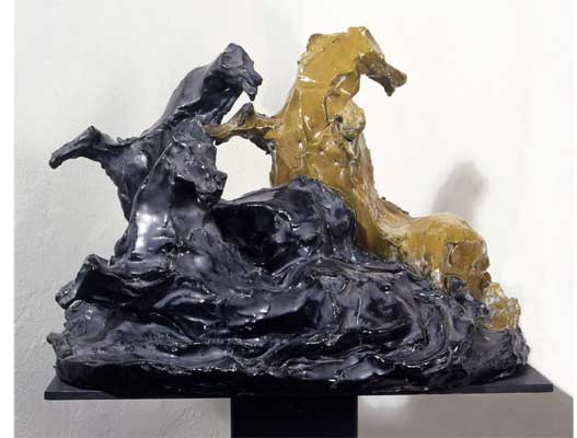 Lucio Fontana e le ceramiche dei Cavalli marini, Laboratori per famiglie per conoscere la scultura italiana del Novecento