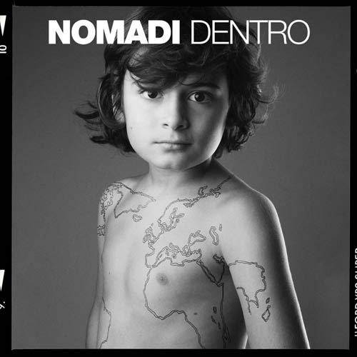 Nomadi Dentro, cover