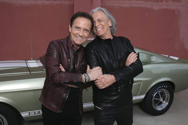 Roby Facchinetti e Riccardo Fogli, foto di Luisa Carcavale