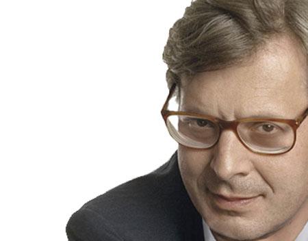 Vittorio Sgarbi presenta la seconda edizione della Biennale di Milano