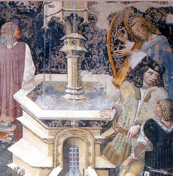 Michele Cometa - Il Trionfo della morte di Palermo