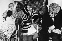 Mario Giacomelli, La zia di Franco, Ospizio,(1981/1983)