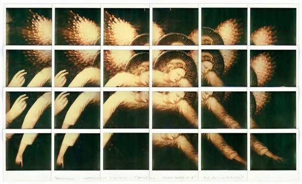 © Maurizio Galimberti, San Nicola Tolentino, L'annncio della nascita di San Nicola