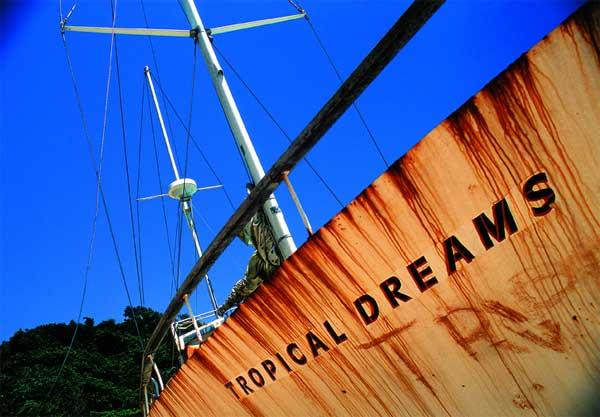 """Paolo Gotti, nave da crociera """"Tropical Dreams"""""""