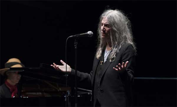Patti Smith (Ph Kiyohide Hori) - La musica dei cieli